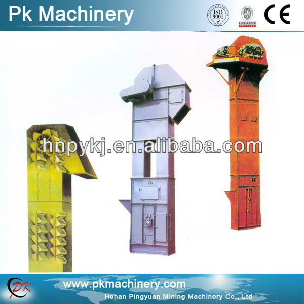 coal/ grain conveyor machine system