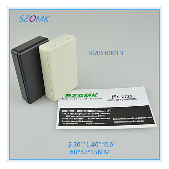 60*37*15mm made in China 2013 new small abs battery box
