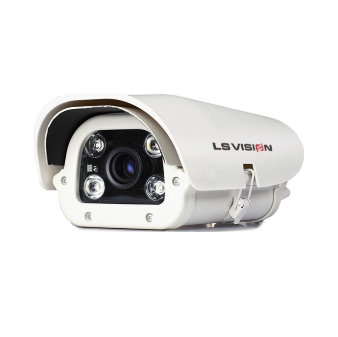 LS VISION 960P ALPR License Plate Reader Camera AHD