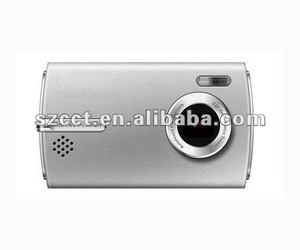 promotion smart gift camera with MP4 function digital photo camera DC339C
