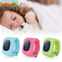 Whosale GPS Positioning SOS Alarm Remote Monitoring Smart Kids GPS tracker Watch for android &IOS
