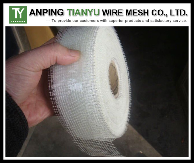 9*9mesh Glass Fiber Drywall Joint Tape For Corner