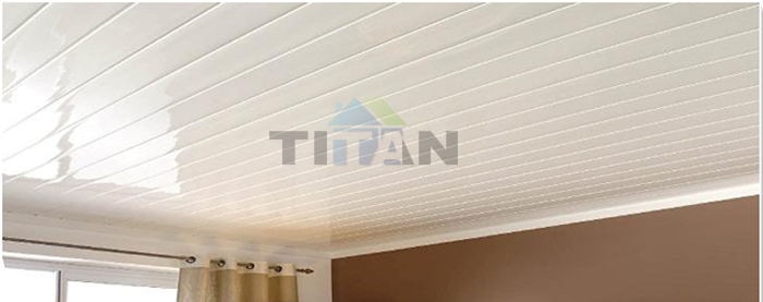 Plastic Pvc Garage Ceiling Panel Pvc Ceiling Board Prices