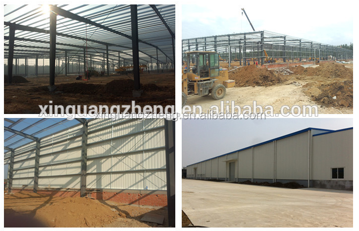 Easy to install and low cost steel structure construction hotel/steel warehouse/steel workshop