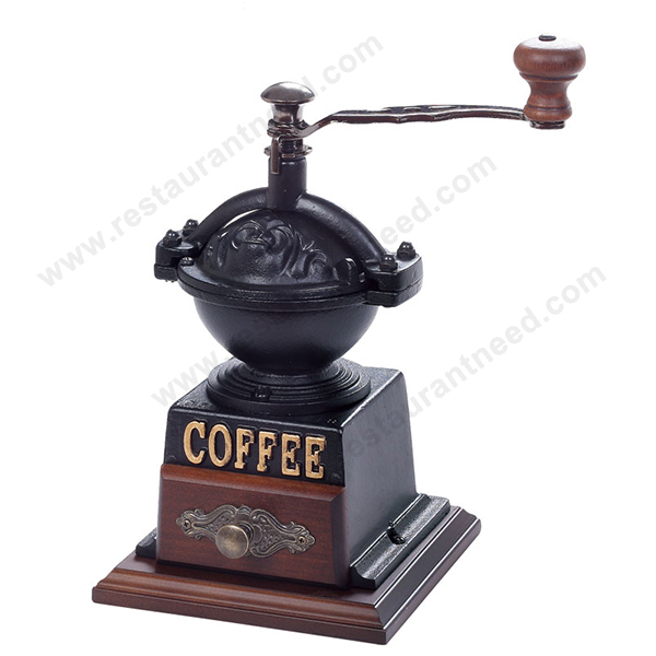 China Supplier Shinelong Large Manual Italian Coffee Grinder