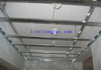 Suspended Ceiling Channel Suspended Ceiling Metal Furring