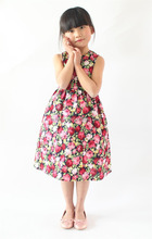fashionable custom OEM service on sale dresses baby new 2012