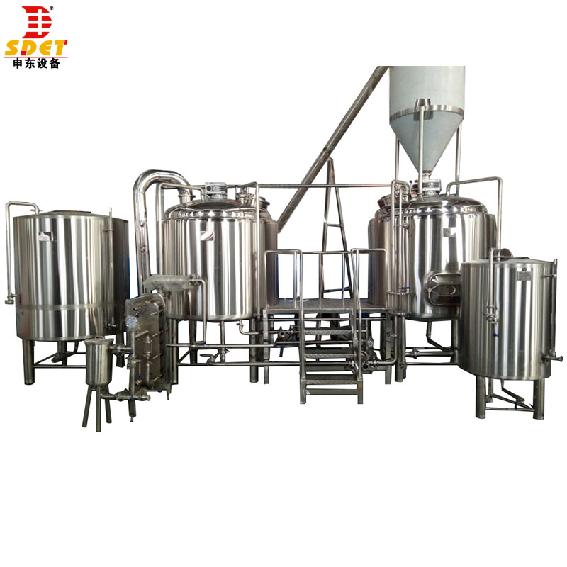 3 Bbl Beer Brewing System,Brew Kettle,Mash Tun For Sale
