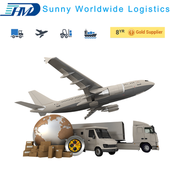 Air shipping company from Shanghai to UK