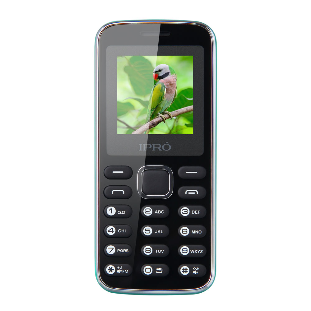 Simple Design IPRO BEE II 1.44 inch feature phones wholesale beauty supply distributors dual sim 700 mAh for Latin America