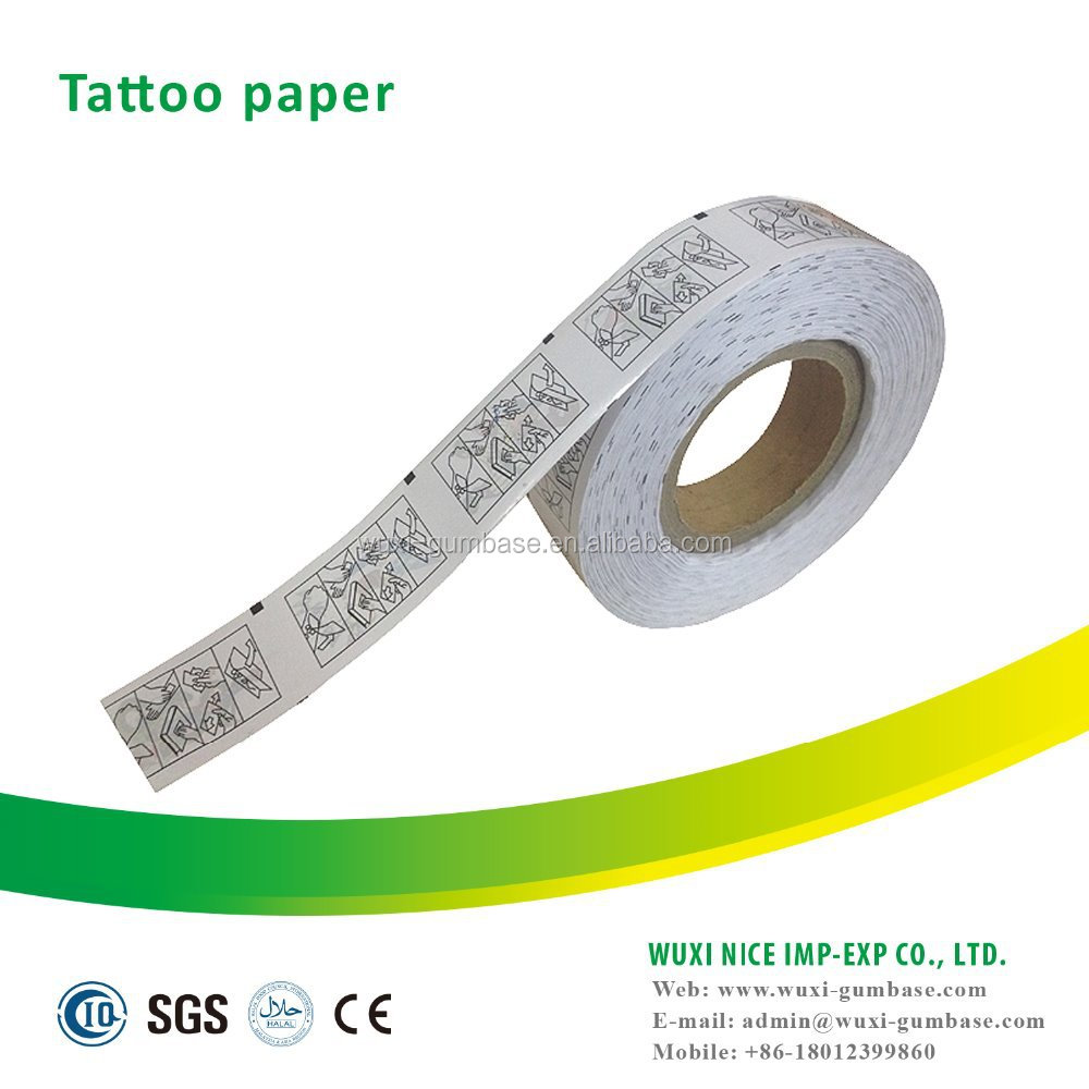 tattoo sticker paper