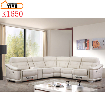 Latest Sofa Designs latest sofa designs 2016 white color sectional leather sofa