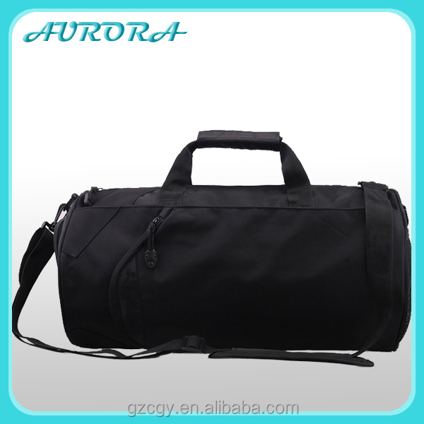 Customized functional duffle pro sports gym bag