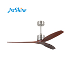 Chinese best modern national kdk electrical appliances wood ceiling fan wooden prices with 3 speed ceiling fan company