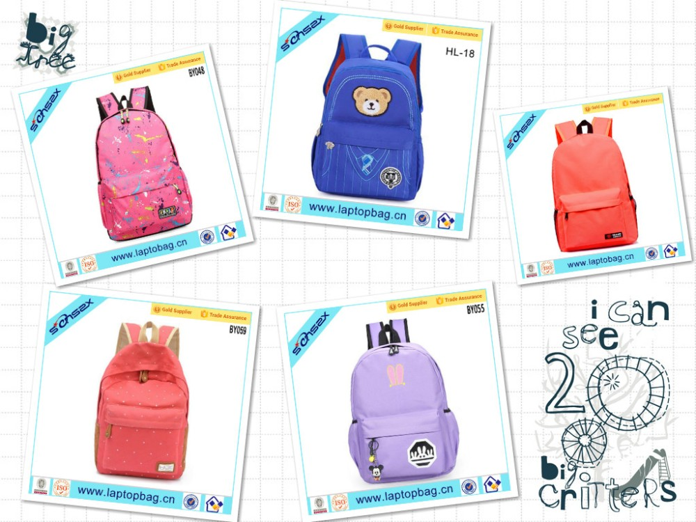 2752e0767d Related Products. China manufacturer good price leisure pretty backpacks  teenager backpack baoding