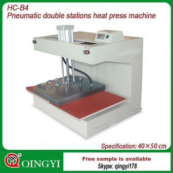 t shirt heat transfer machine