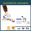 99% quality Acetylsalicylic acid/aspirin/CAS:50-78-2 from professional APIs manufacturing