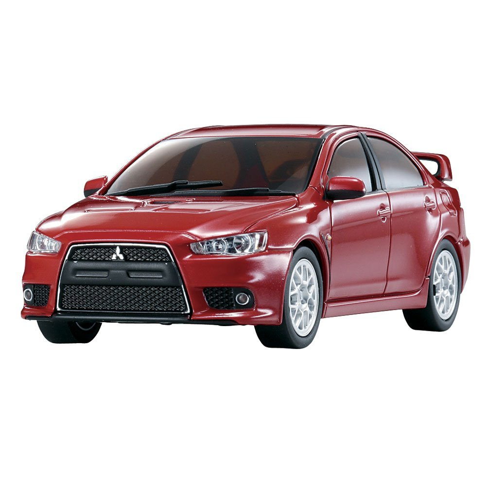 Kyosho ASC FX-101MM | RC CAR PARTS | Mitsubishi Lancer Evo.X Metallic Red DNX302MR ( Japanese Import )