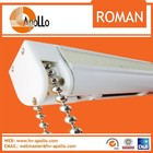 Smooth Operation Chain System Roman Blinds