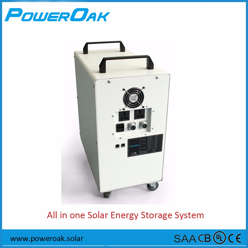 4kwh Lithium Ion Battery Pack 2kw Off Grid Solar Battery