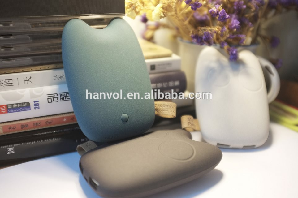 Promotion Stone Rohs Power Bank 6600mah,gift power bank