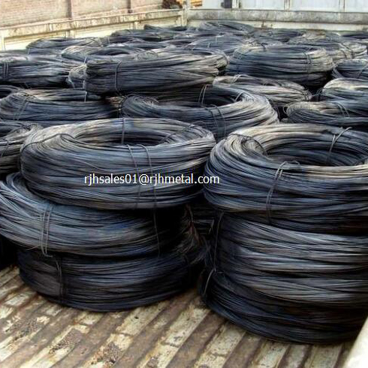 Building Material Soft Black Annealed Iron Wire / Twisted