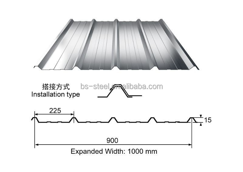 Galvanized Steel Structural Metal Decking Malaysia Buy