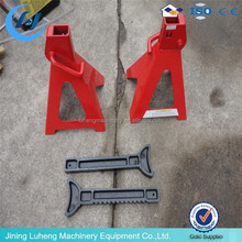 High quality Universal Heavy Duty Ratchet High Lift Support Car Truck Jack Stands for sale