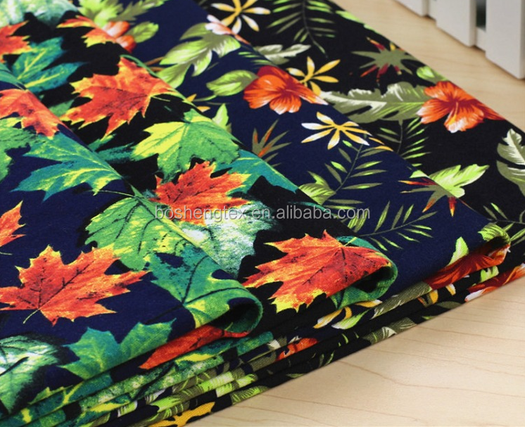 brushed polyester microfiber fabric /Factory/Wide pongee/Pigment printing