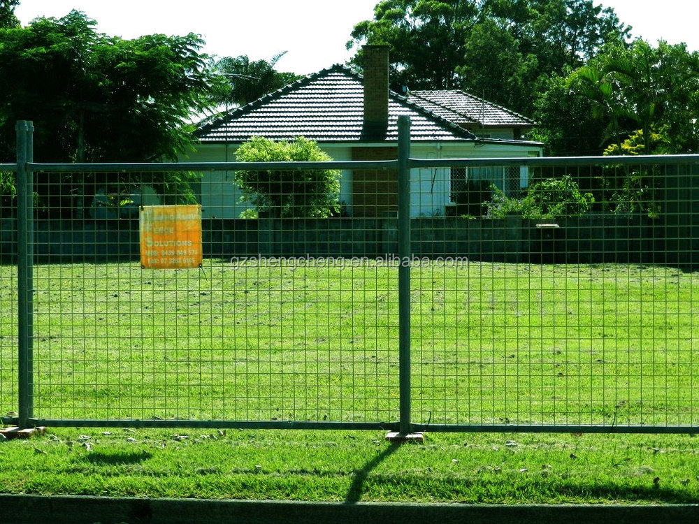 Outdoor Fence Temporary Fencing Portable Privacy Fence ...