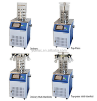 Laboratory freeze dryer /home freeze drying machine /lyophilizer for sale