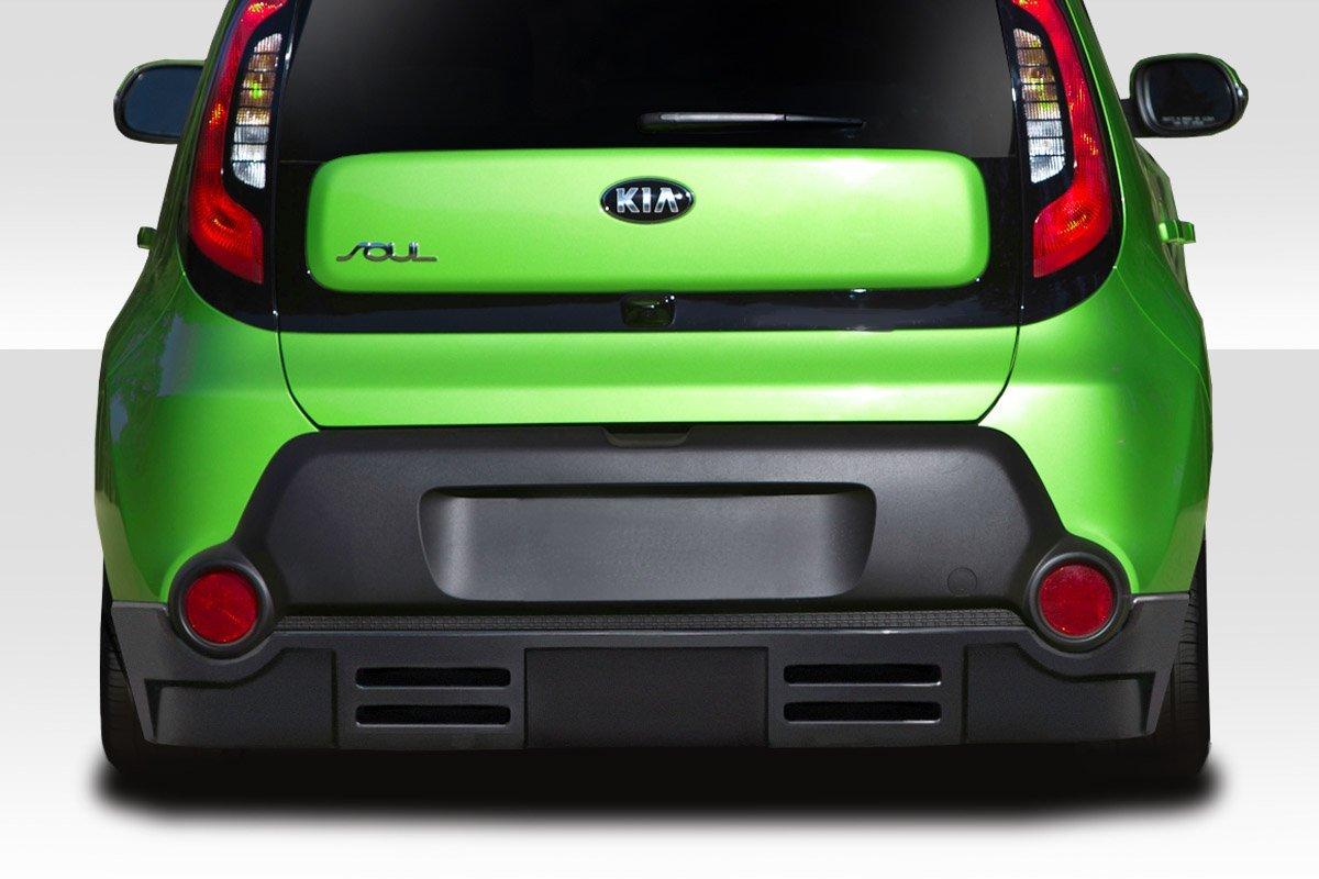 Bumper End For 2014-2016 Kia Soul Rear Left Side Primed