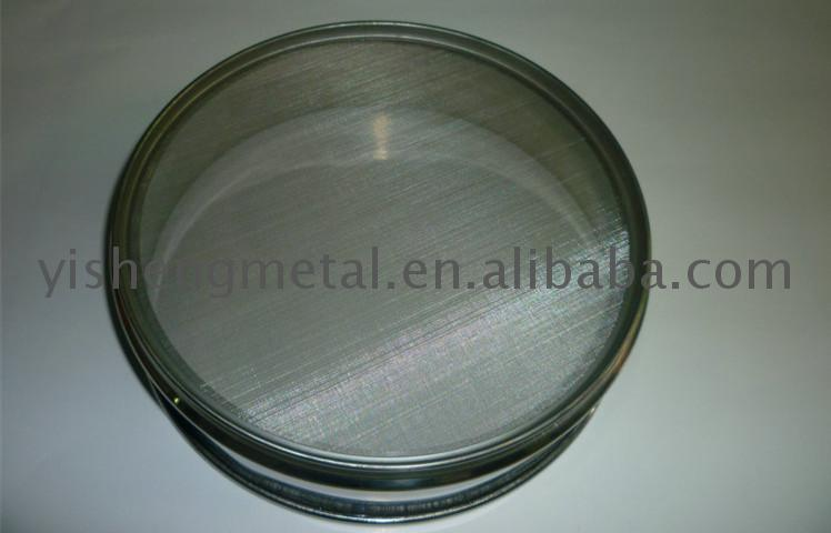 Top Quality mesh size sieve Sold On Alibaba