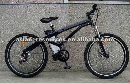 Wholesale Cheap ! 2012 New Model Cool E-Bike Newest 36V 300W E-Bike with F/R disc brake, just cool!