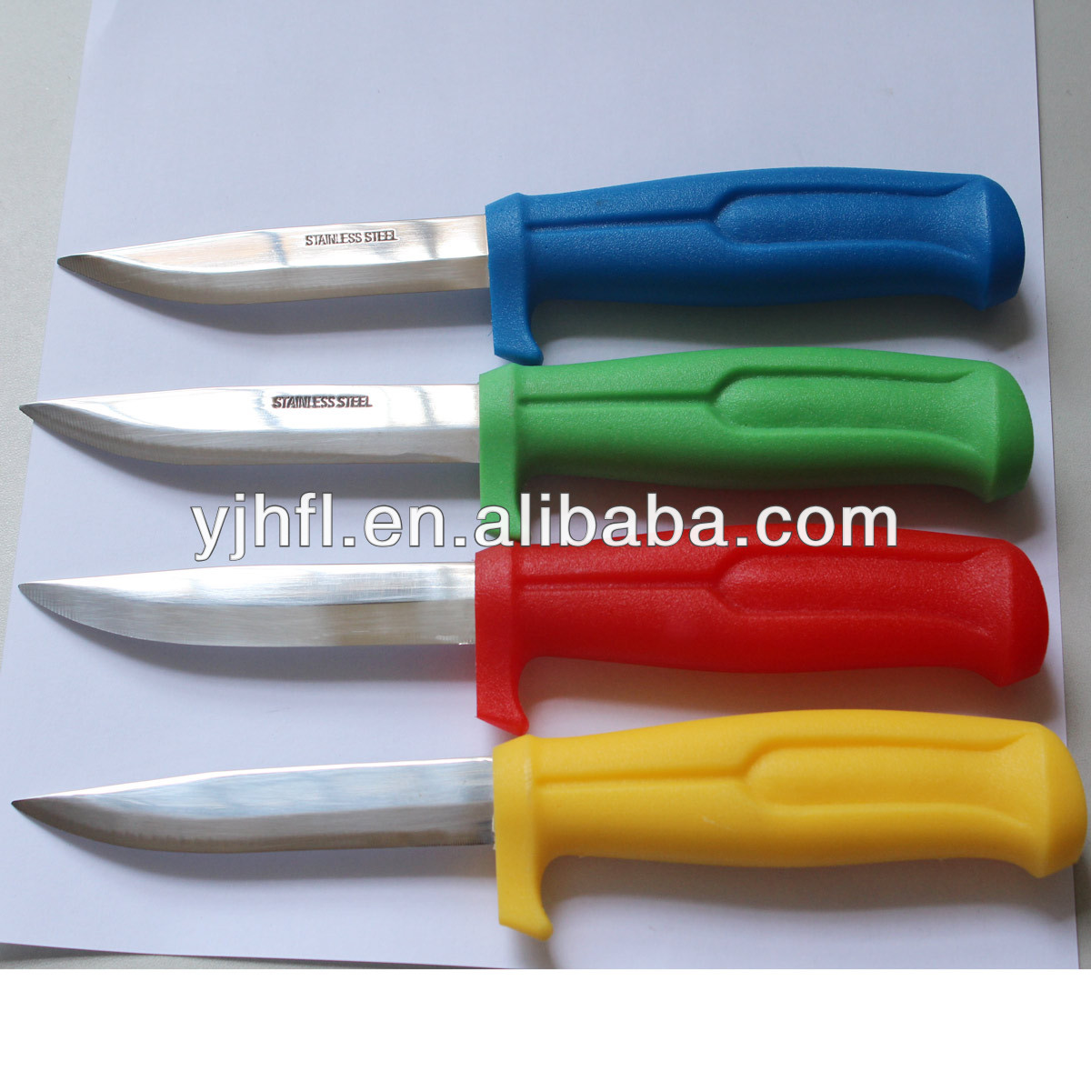 Colorful utility Bait Knife series