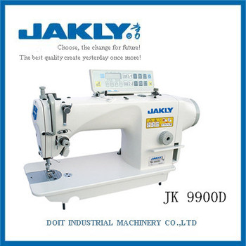 Jk40d Simple Easy To Use Durable Direct Drive Computer Lockstitch Inspiration Simple To Use Sewing Machine