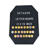 Plastic Numbers And Emojis Letters For Felt Letter Board Emoji Faces For Home Decor