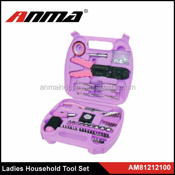 pink tool set. ladies tool kit pink set, set suppliers and manufacturers at alibaba.com