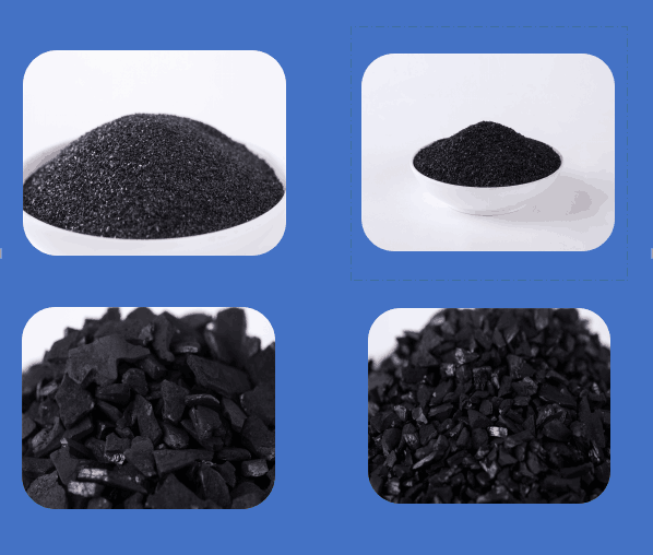 Activated Carbon ( Coconut Shell Bsae )per Ton Size 12*8 Or 30*8 ...