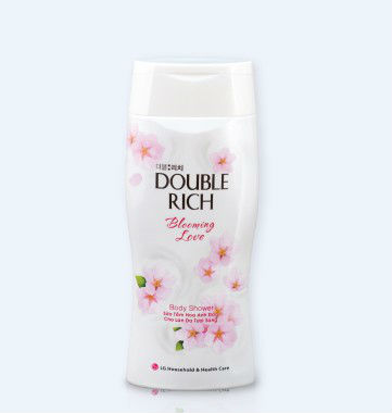 Shower Gel Double Rich Blooming Love 200g