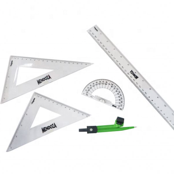 image regarding Printable Triangle named Again In the direction of College or university Plastic Geometry Ruler Established/printable Triangle Scale Sq. 30cm Ruler Fixed - Purchase Geometry Ruler Preset,Triangle Ruler,Plastic Ruler Fixed
