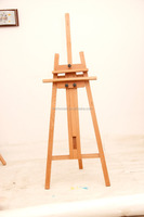 Studio art sketch easel/painting stand for artist adjust wooden easel stand