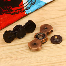 Wholesale 2017 New Coming EDC Bat Hand Spinner Anti Stress Toy