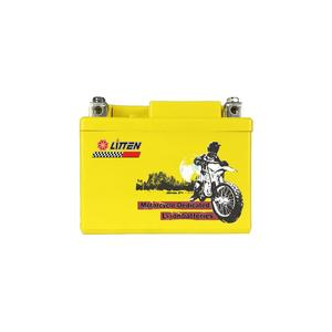 Lithium motorcycle iron phosphate battery whoeasale 12V 7AH Motorcycle star battery