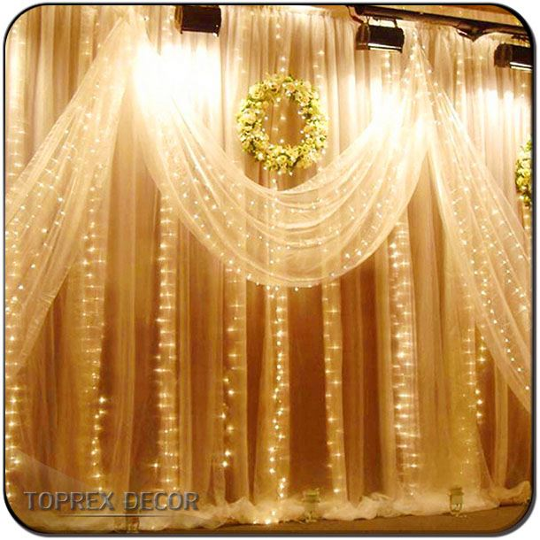Decoration Curtain Wedding Led String Lights