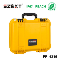 handle plastic carrying case