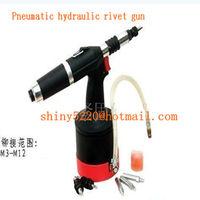 air pneumatic hydraulic riveter nut insert tool for nut installation