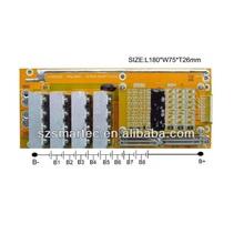 Schema Collegamento Bms : Series v a scheda di protezione della batteria al litio bms