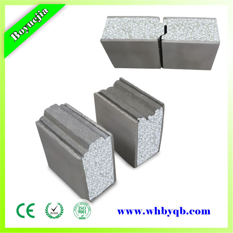 Fireproof interior polystyrene eps foam wall block buy for Foam block wall construction