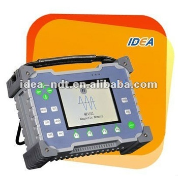 IDEA NDT Magnetic Memory testing equipment